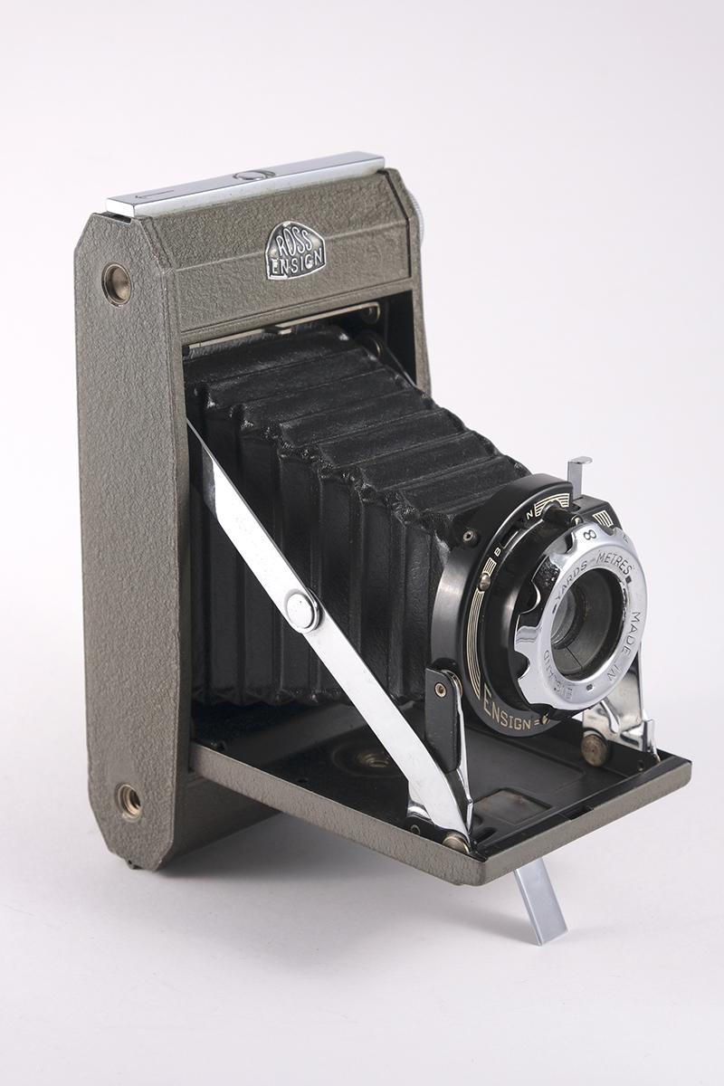 ensign ross folding camera