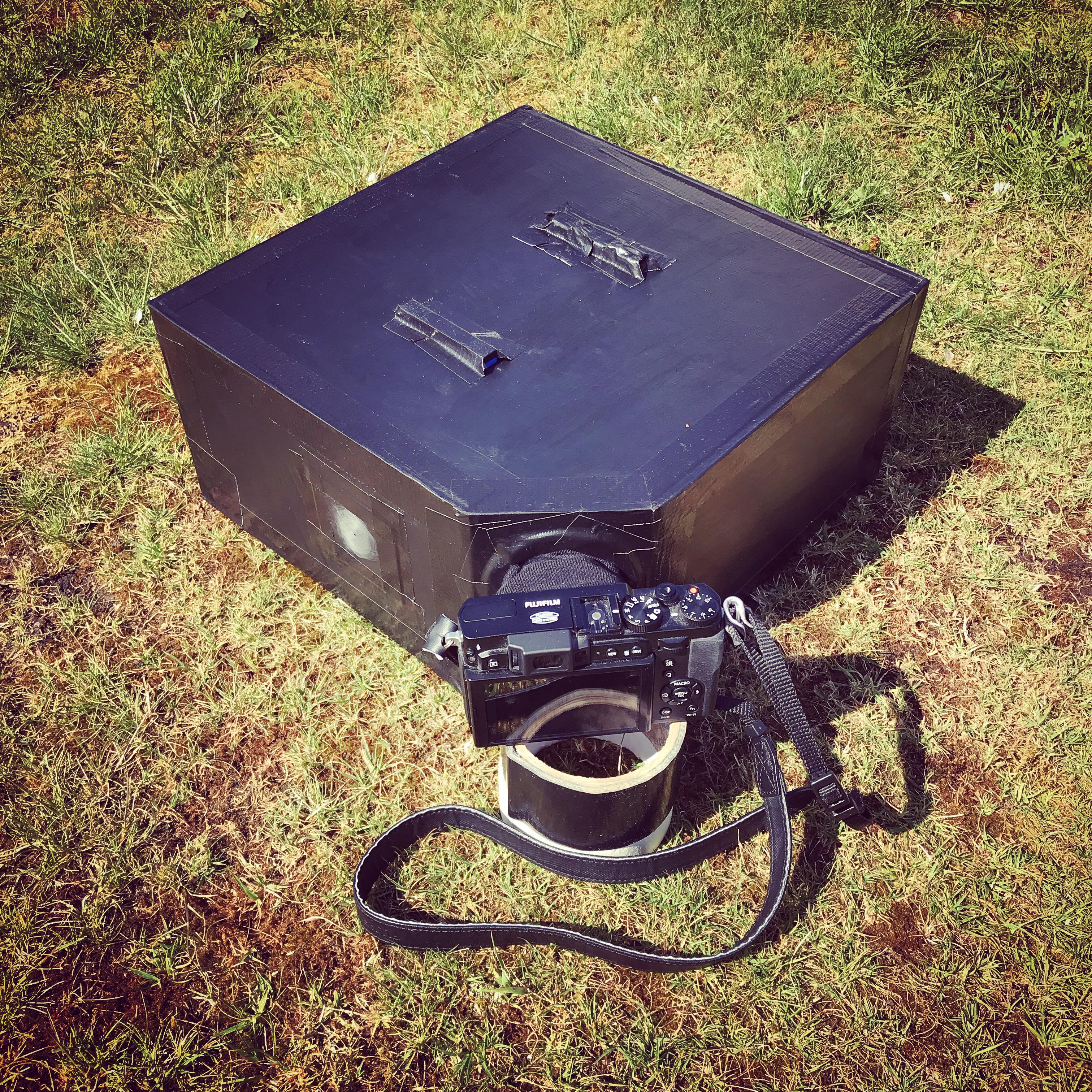 lego lockdown camera in use